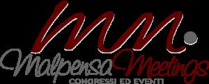 Logo Malpensa Meetings Congressi ed Venti